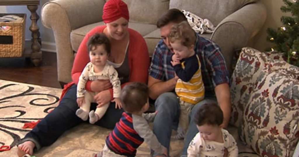 godupdates mom delivered quadruplets while battling cancer 3