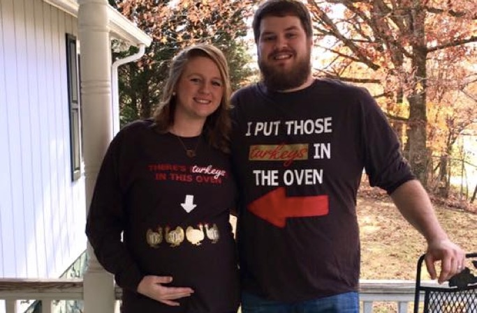 godupdates newlyweds are expecting a rare set of naturally conceived quadruplets 1