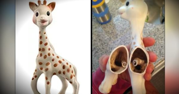 Parents Outraged Over Hazard Found Inside Popular Baby Teething Toy