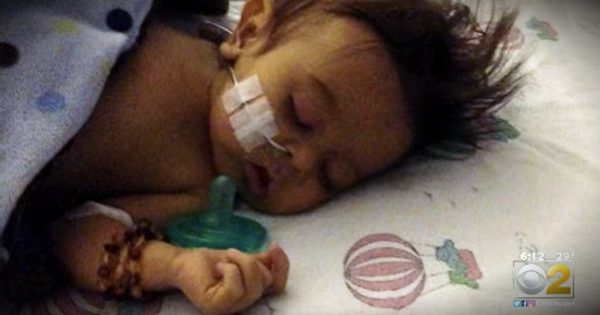Dying Baby Miraculously Gets A New Liver In Just 40 Minutes