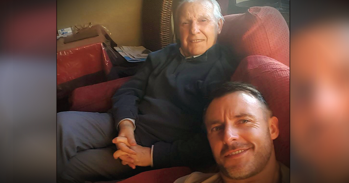 godupdates devoted son uses music to battle his dad's Alzheimer's fb