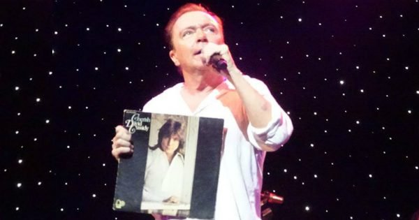 Former 'Partridge Family' Star David Cassidy Says He's Battling Dementia