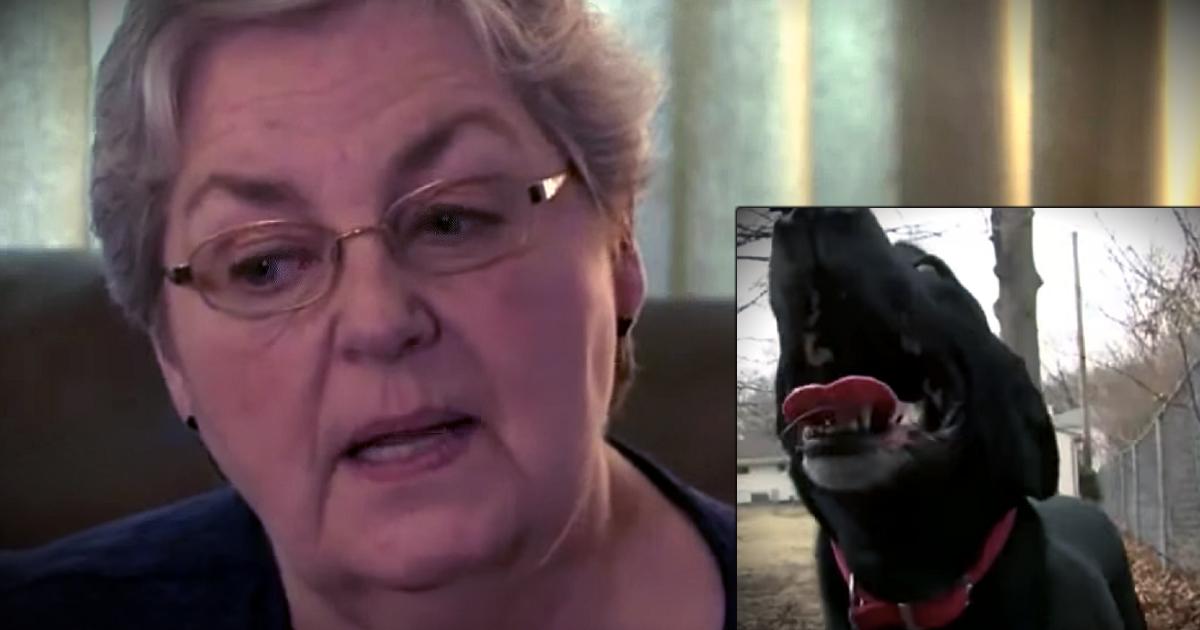 godupdates woman having stroke saved by neighbors barking dog fb