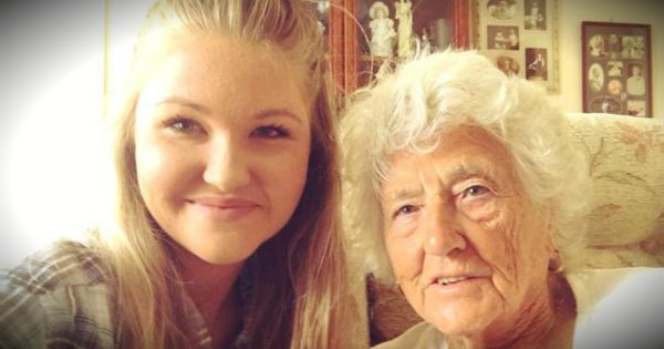 Young Woman Befriends Lonely Widow Wandering Around Town