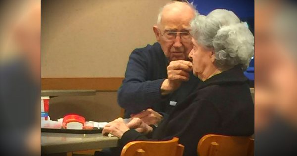 Elderly Couple's Date Night Shows Tear-Jerking Reality Of True Love