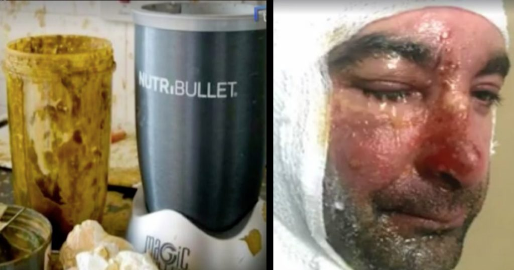 godupdates exploding NutriBullets warning fb
