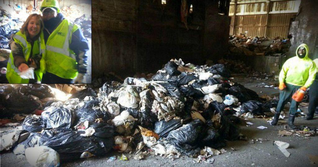 godupdates garbage men help find wedding ring in the trash fb