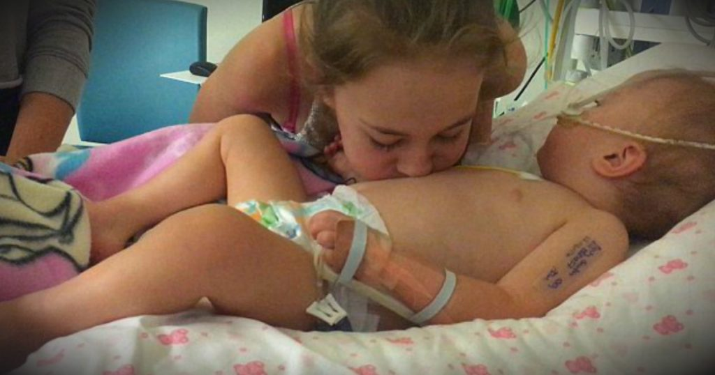 godupdates miracle happened after big sister blew kisses on brain-dead baby belly fb