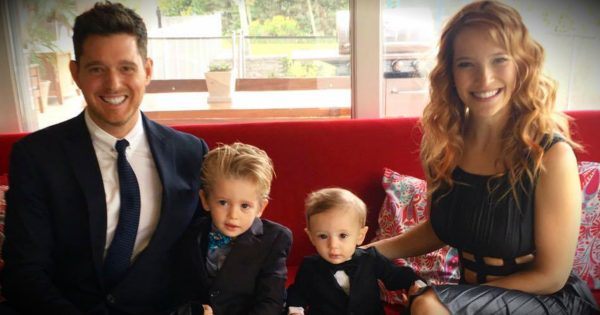 Michael Bublé's Son Miraculously Healed & Uncle Gives God The Glory