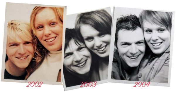 Couple Climbed Into A Photo Booth 17 Years Ago And Keep Going Back