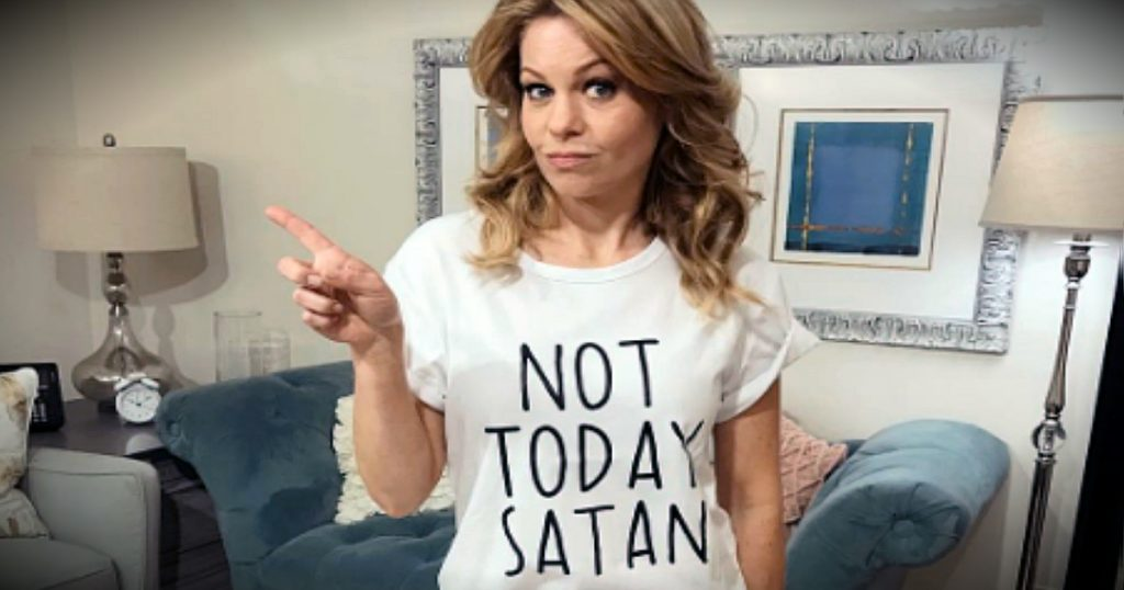 godupdates candace cameron bure responds to t-shirt controversy fb