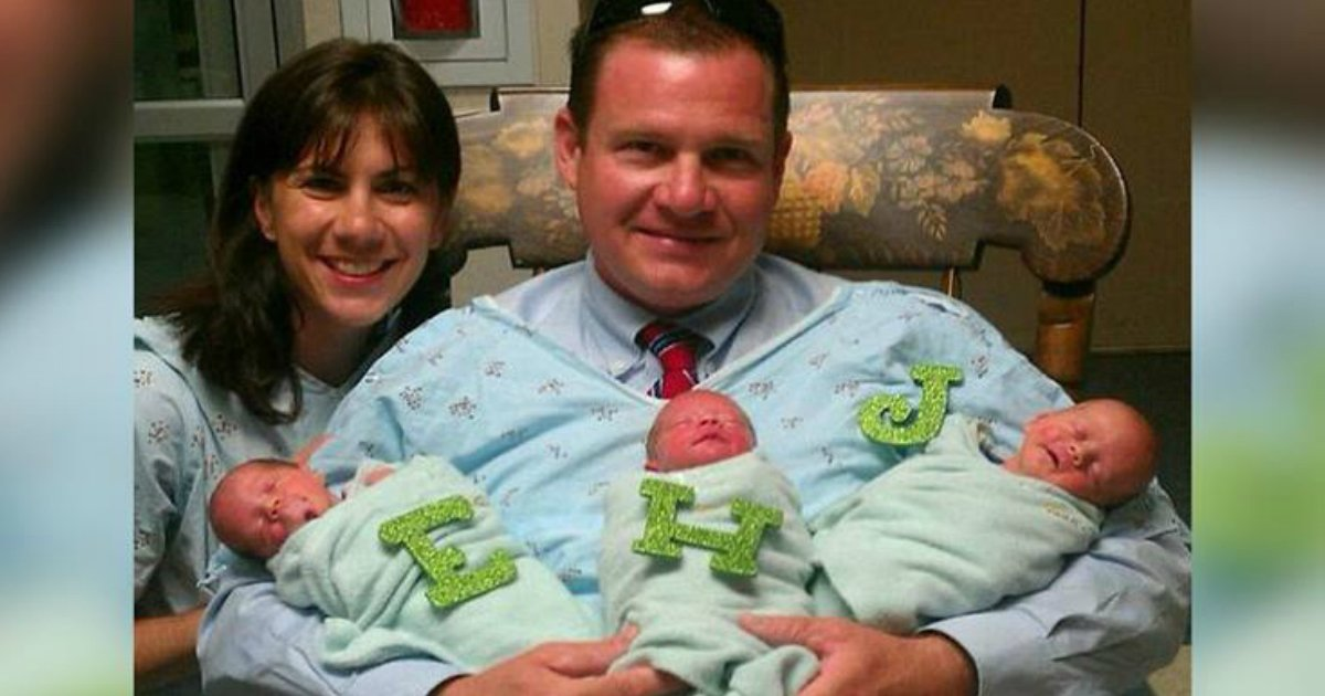 godupdates childless couple blessed with triplets and twins fb