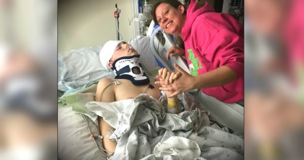 Teen Fell, Cracked His Skull, & That Injury Miraculously Saved His Life