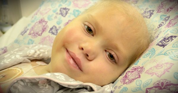 Dying 10-Year-Old Opens Her Eyes And Makes A Miraculous Recovery