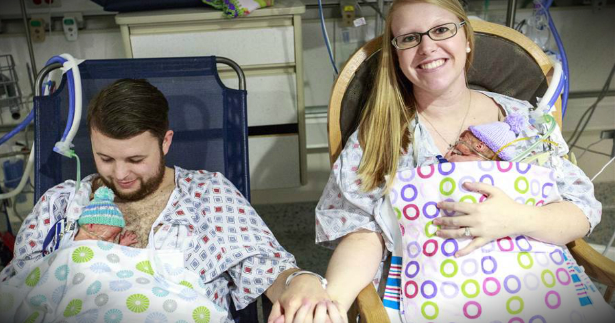 godupdates kentucky couple blessed with miracle quintuplets fb