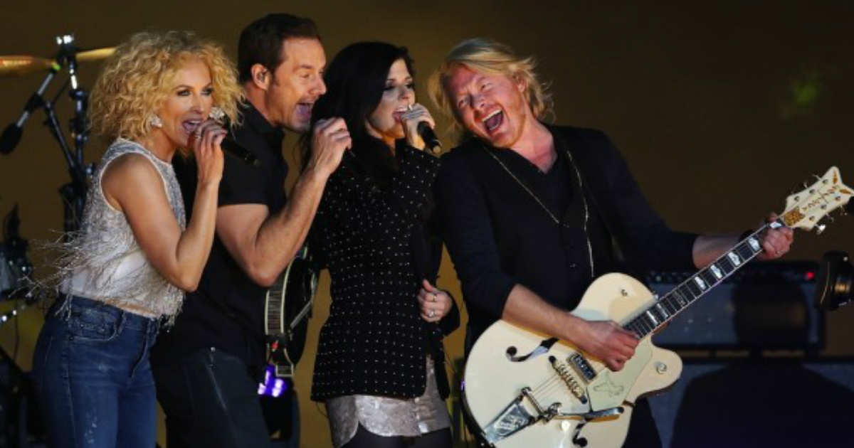 godupdates little big town song beat up bible memories of grandma fb
