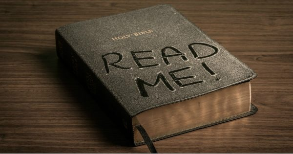 8 Reasons We Don't Read The Bible