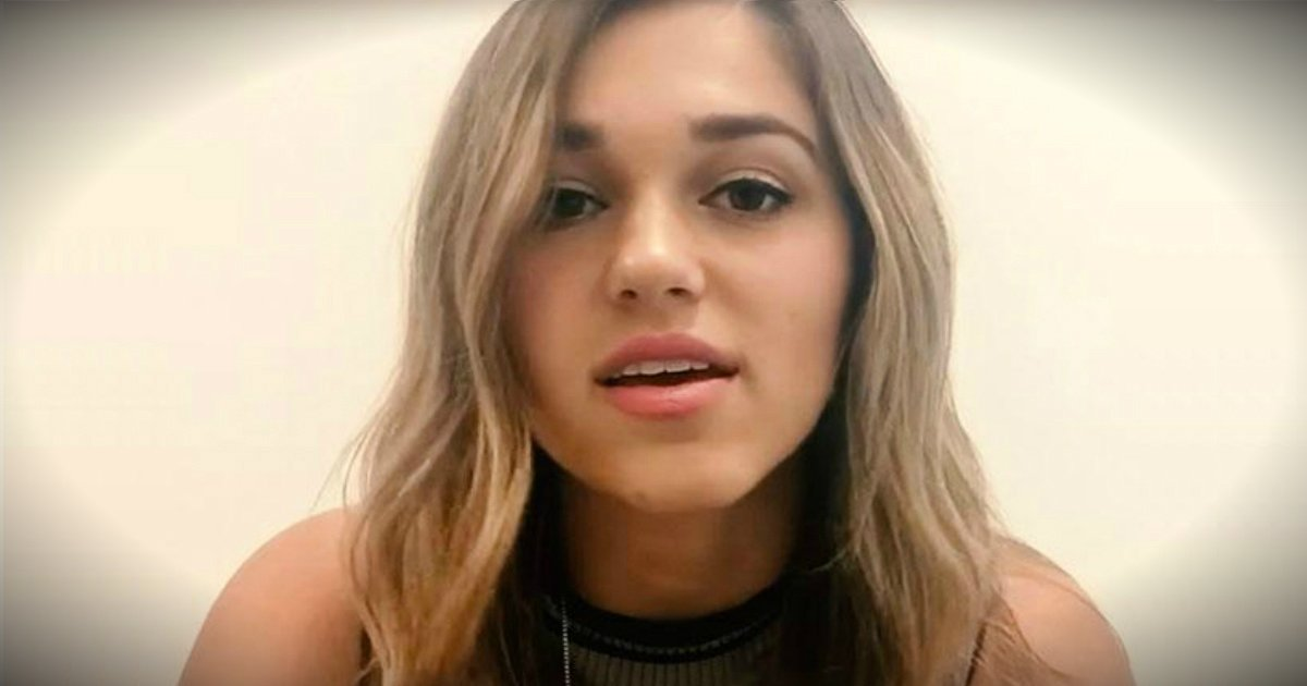 godupdates duck dynasty star sadie robertson tells story of mall scare fb