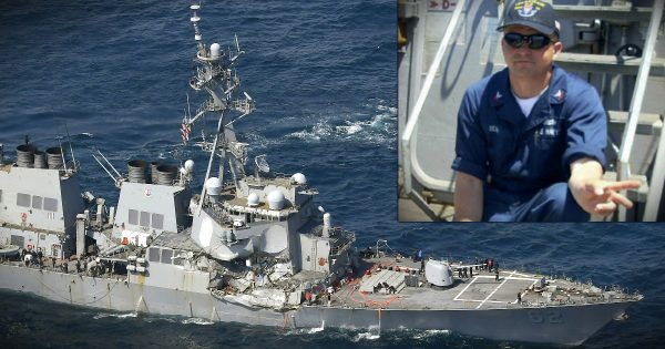 Heroic Navy Sailor Made The Ultimate Sacrifice To Save 'His Kids'