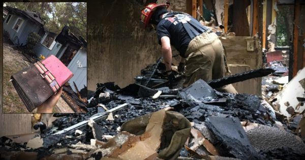 Family Lost Home to Fire, Then Discovered Their Bibles Were Spared