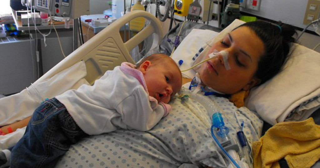 godupdates miracle mom completely paralyzed after birth then recovers 1