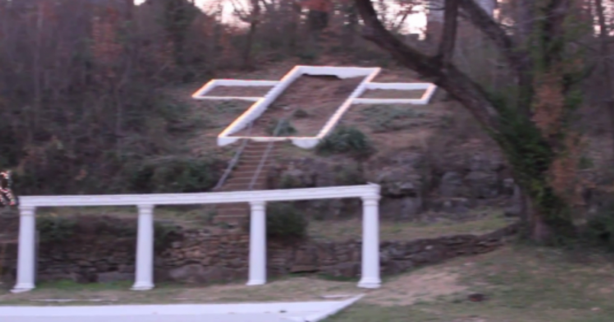godupdates missouri city refuses atheists' demands to remove the cross from public park fb