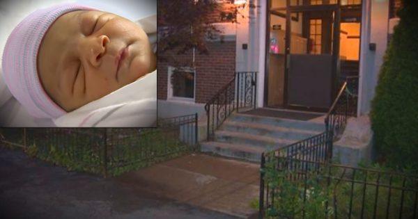 Mom Had No Idea She Was Pregnant, Then Gave Birth On Sidewalk