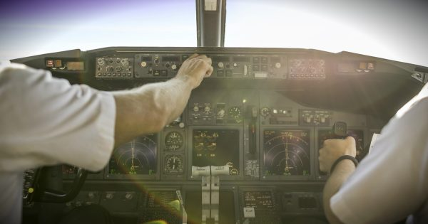 Pilot Asks Passengers To Pray As Plane Engine Threatens To Fail