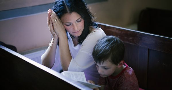 Pray For These 5 Areas Of Your Child's Life That Satan Wants To Attack