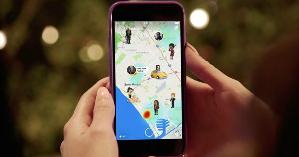 Look Out Parents, 'Snap Maps' Feature Shows Where Your Kids Are