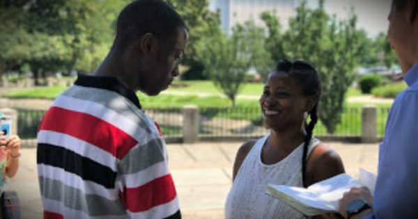 Woman About To Abort Accepted Jesus And Got Married Instead