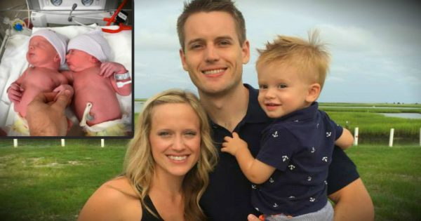 Couple Loses 2 Young Sons In Crash, Then God Blesses Them With Twins