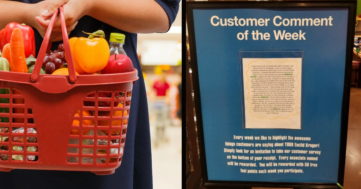 godupdates grandma's grocery store comment card goes hilariously viral fb