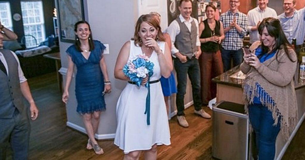 godupdates man surprises girlfriend date night turned wedding 2