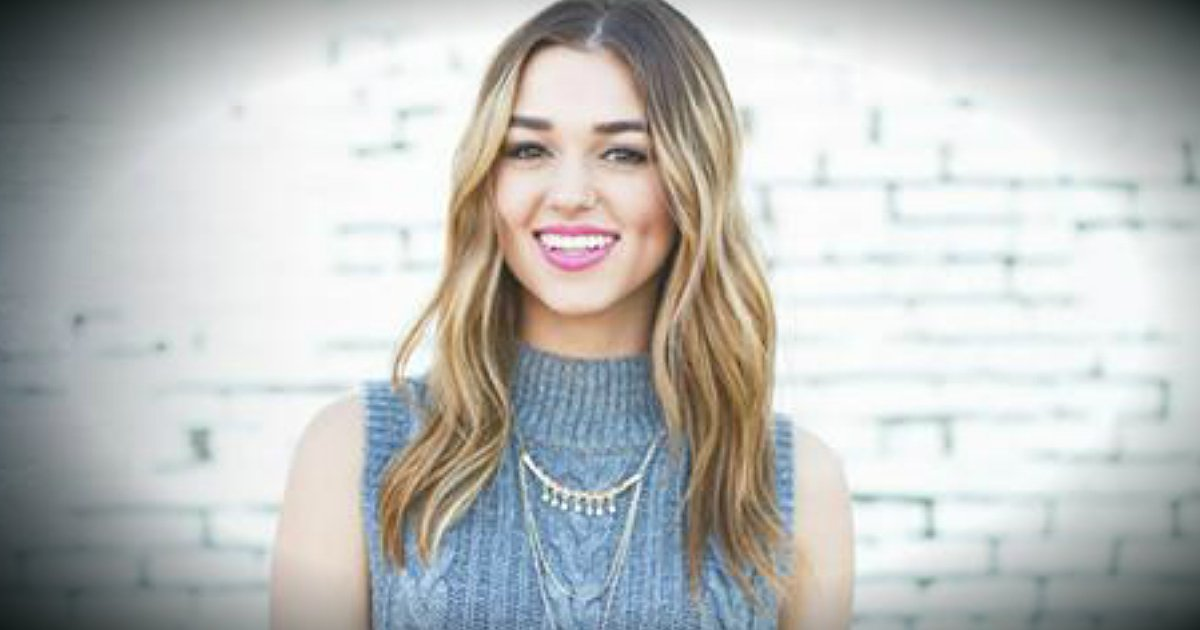 godupdates sadie robertson's response when told she can't pull of no makeup fb
