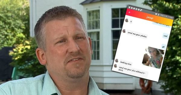 Father Warns Against Phone App When He Discovers Horrifying Messages