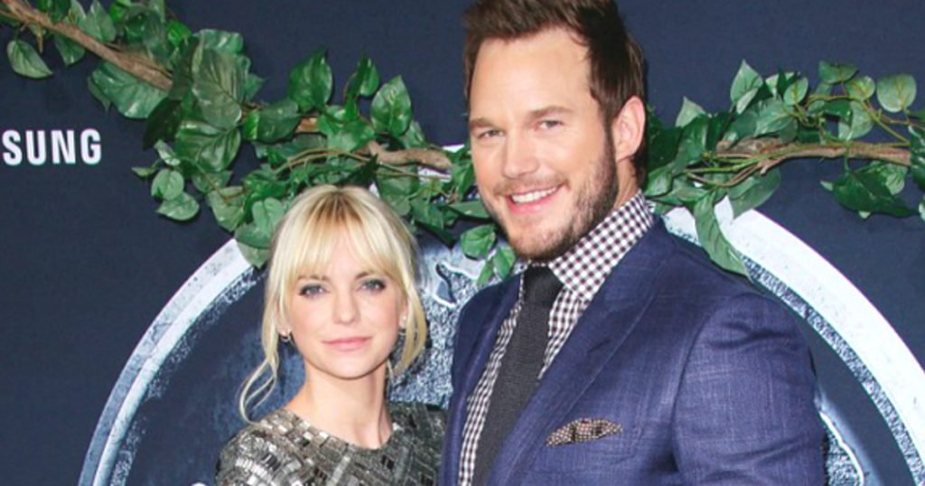 godupdates fans pray after chris pratt announced separation from wife anna faris fb