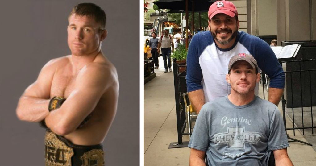 godupdates friend credits prayer with ufc legend matt hughes miraculous recovery fb