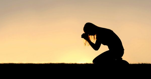 How To Pray like Jesus When Everything Falls Apart