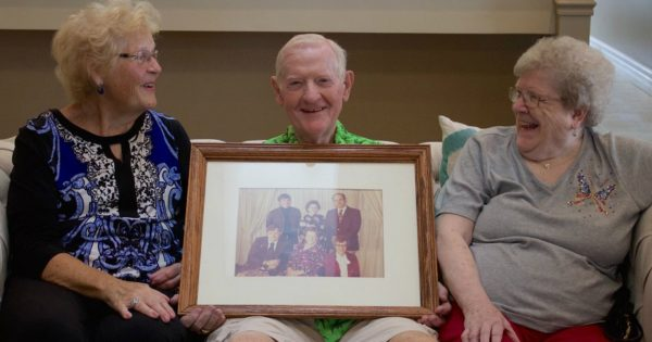 Divine Intervention Reunites Long-Lost Siblings Over Coffee