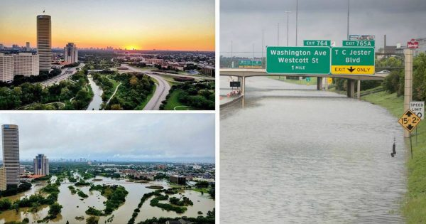 Pastors in Texas Send An Urgent Plea for Prayer During Hurricane Harvey