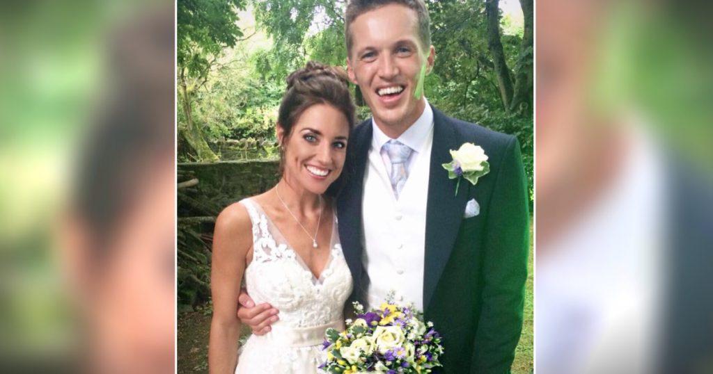 godupdates heartbreaking love story wife dies before 1 year wedding anniversary 2