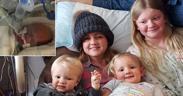 Pregnant Mom Of 5 Makes The Ultimate Sacrifice To Save Unborn Baby