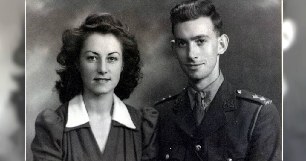 godupdates wwii lovebirds died hours apart after 75 years of marriage 2