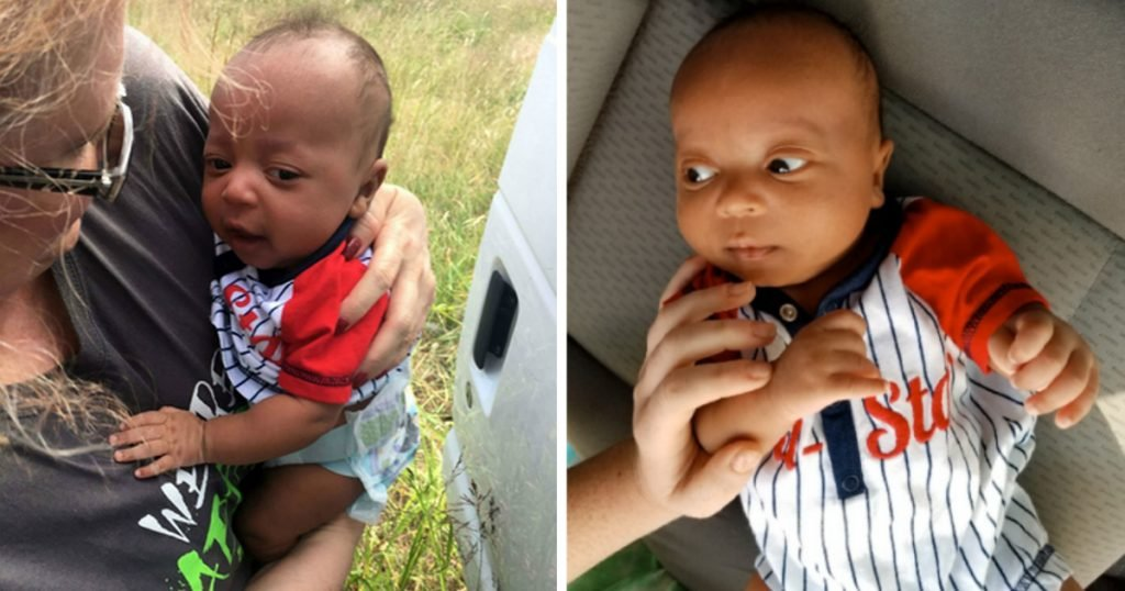 godupdates youth pastor found an abandoned baby on the side of the road 1