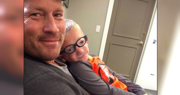 Anguished Dad Speaks Out After Bullying Leaves His Son Wanting To End His Life