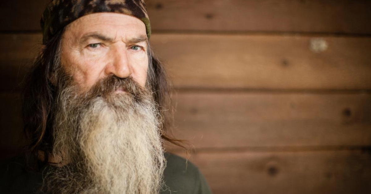 godupdates duck dynasty's phil robertson asks do yall love jesus fb