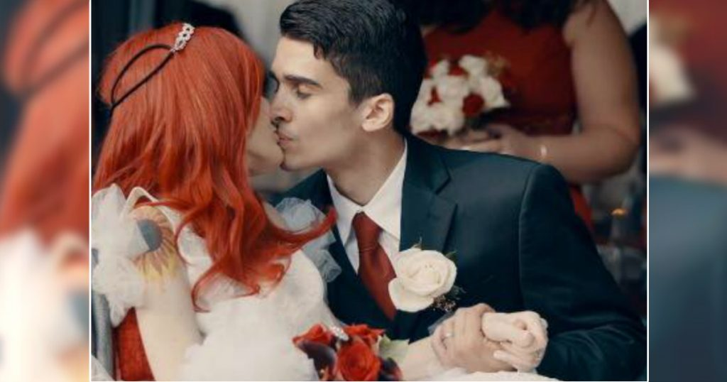 godupdates dying bride got a fairy tale wedding weeks before passing away fb