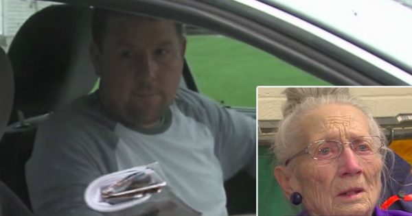 Mail Carrier Saves 94-Year-Old Woman Who Fell in Her Secluded Home