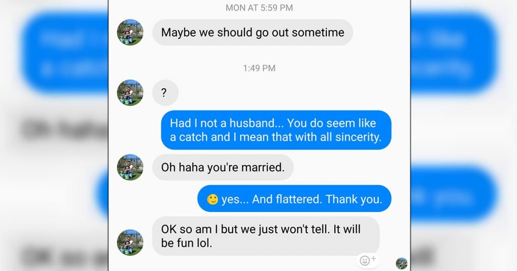 godupdates married woman's response to homewrecker's text goes viral 1